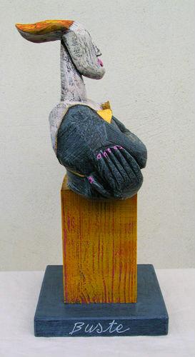 Buste néocycladique 2005 après J.C.